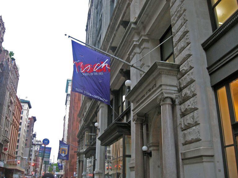 NYU's Tisch School of the Arts