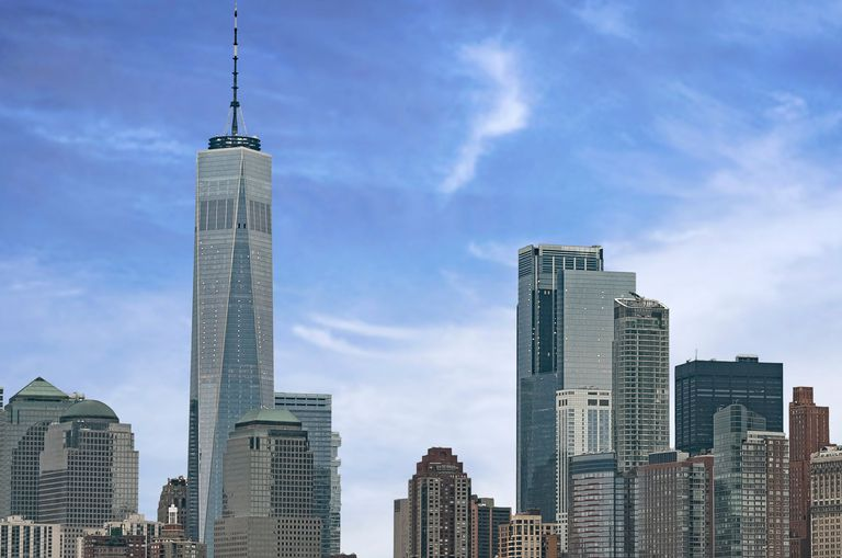 About Two World Trade Center In New York City