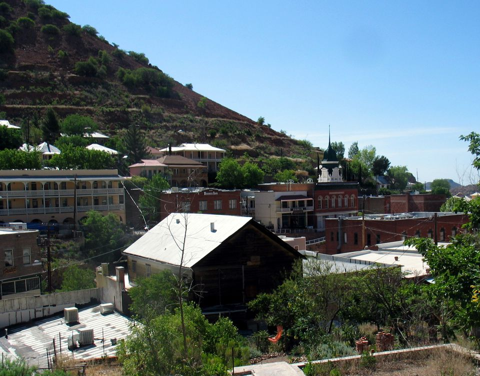 Bisbee, Arizona Scene