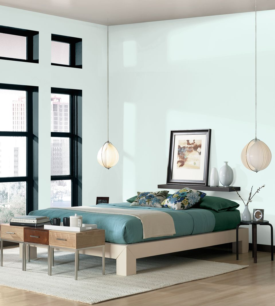 Dreamy Bedroom Color Palettes: See Sherwin-Williams Color Palettes