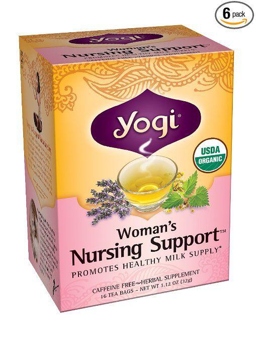 Herbal Breastfeeding Tea For Breast Milk Production-6676