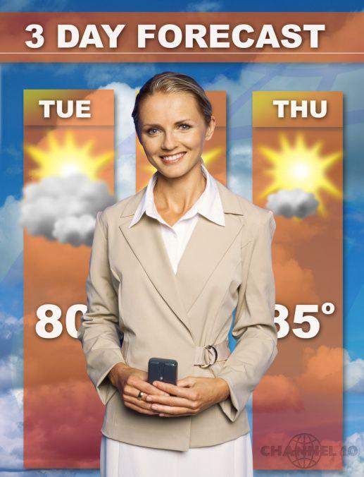 Meteorologist Photo