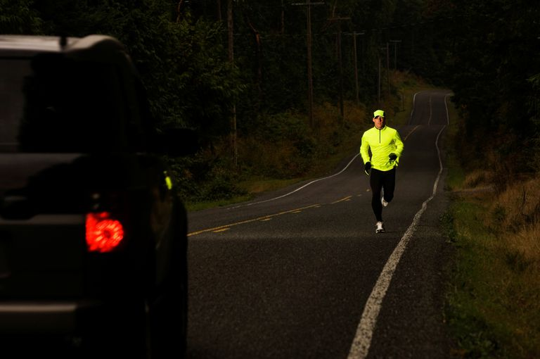 Running Against Traffic
