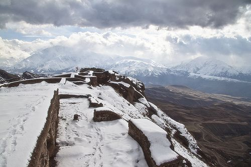 The Mongols took the Hashashin fortress at Alamut after a siege in 1256.