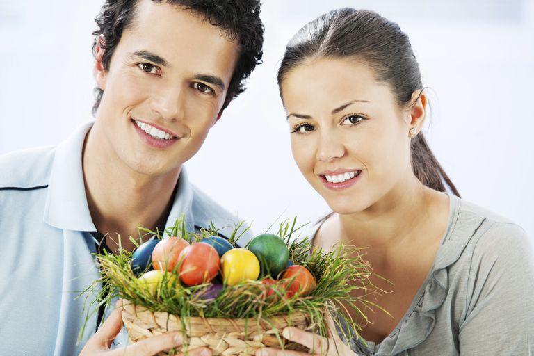 Pascua, Easter o Semana Santa en pareja