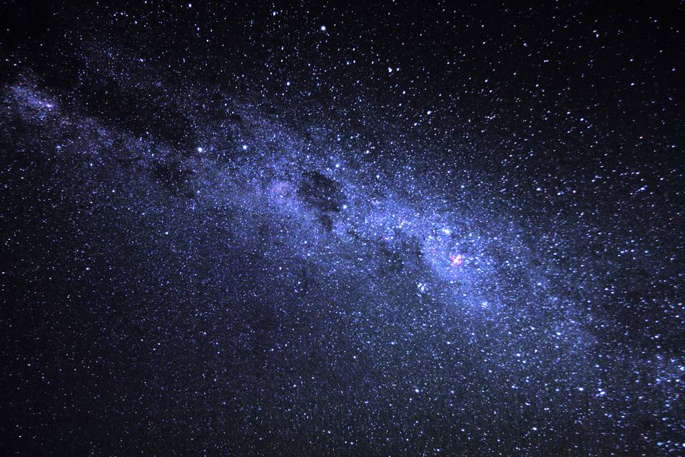 The Night Sky and the Milky Way
