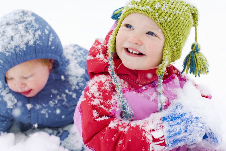 Fun snow activities you can do outside with your preschooler.