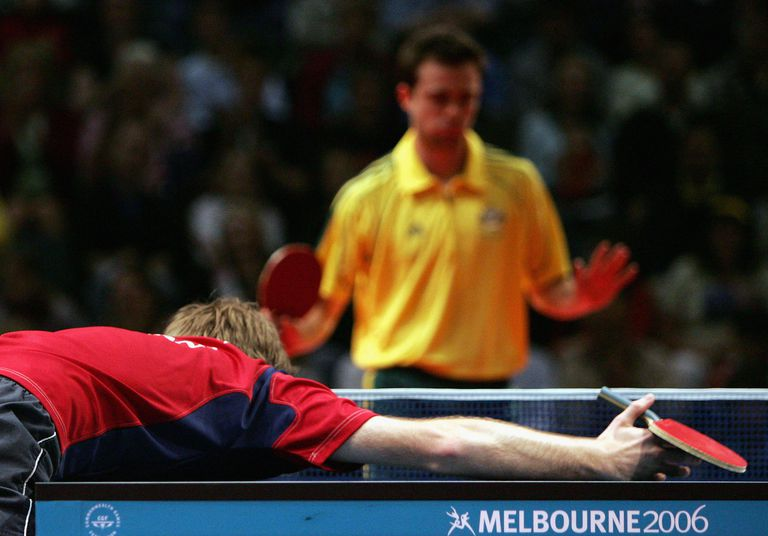18th Commonwealth Games-Day 3: Table Tennis
