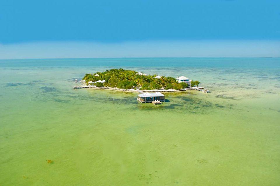 Overwater Villas In The Caribbean