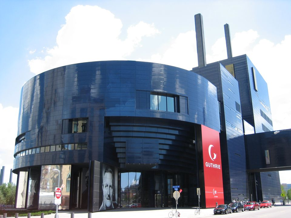 Guthrie Theater Minneapolis, Minnesota