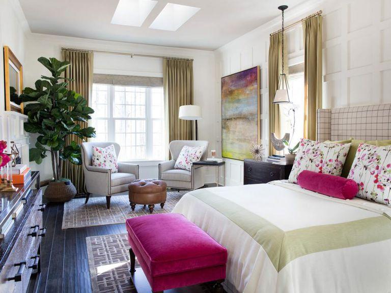 the smart home 16s master bedroom suite
