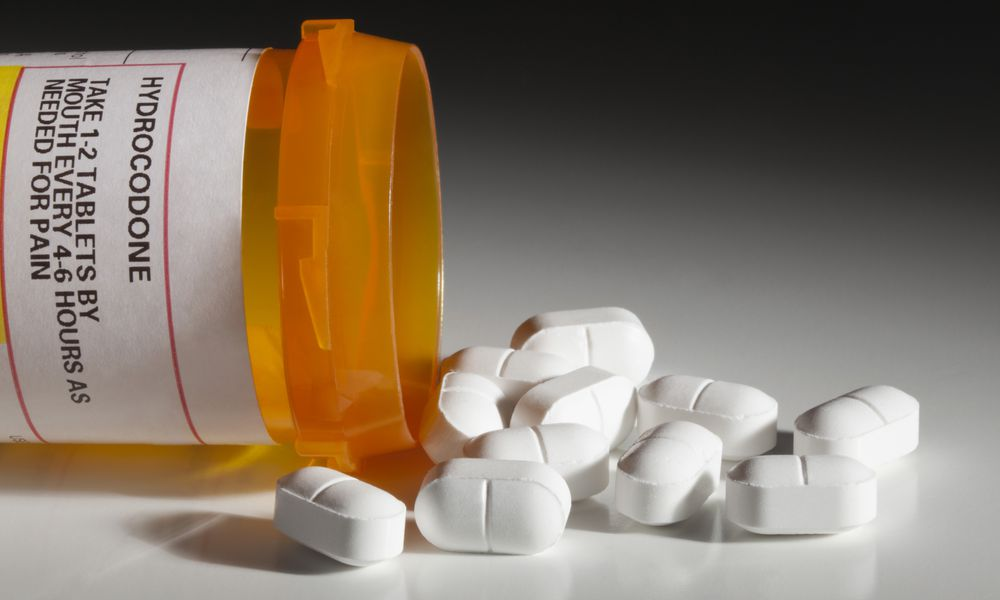 Medicare opioid abuse