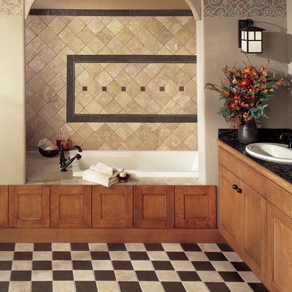 Bathtub Tile Ideas Tile Picture Gallery  Showers Floors Walls