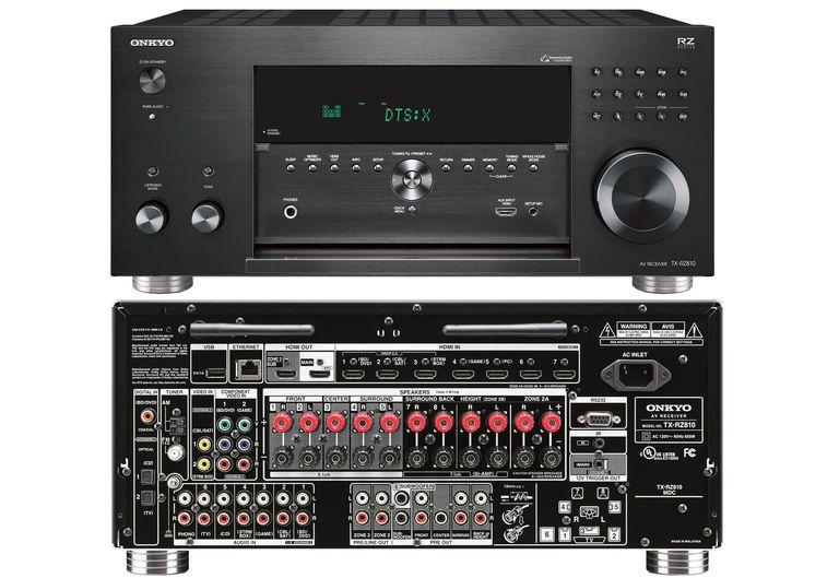 Onkyo TX-RZ810 Home Theater Receiver