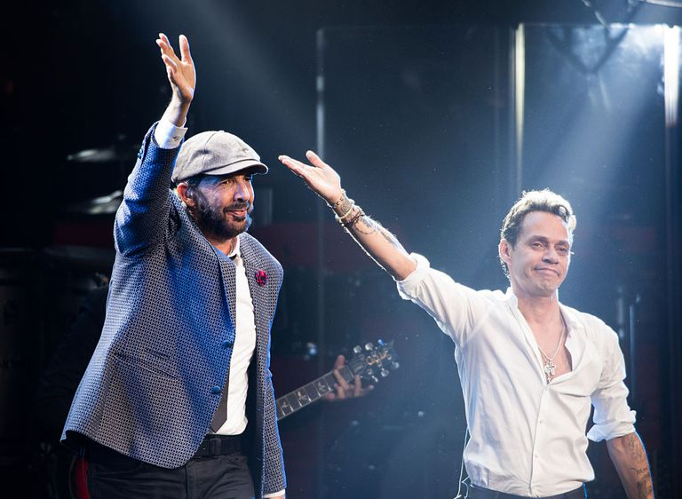Marc Anthony In Concert - New York City