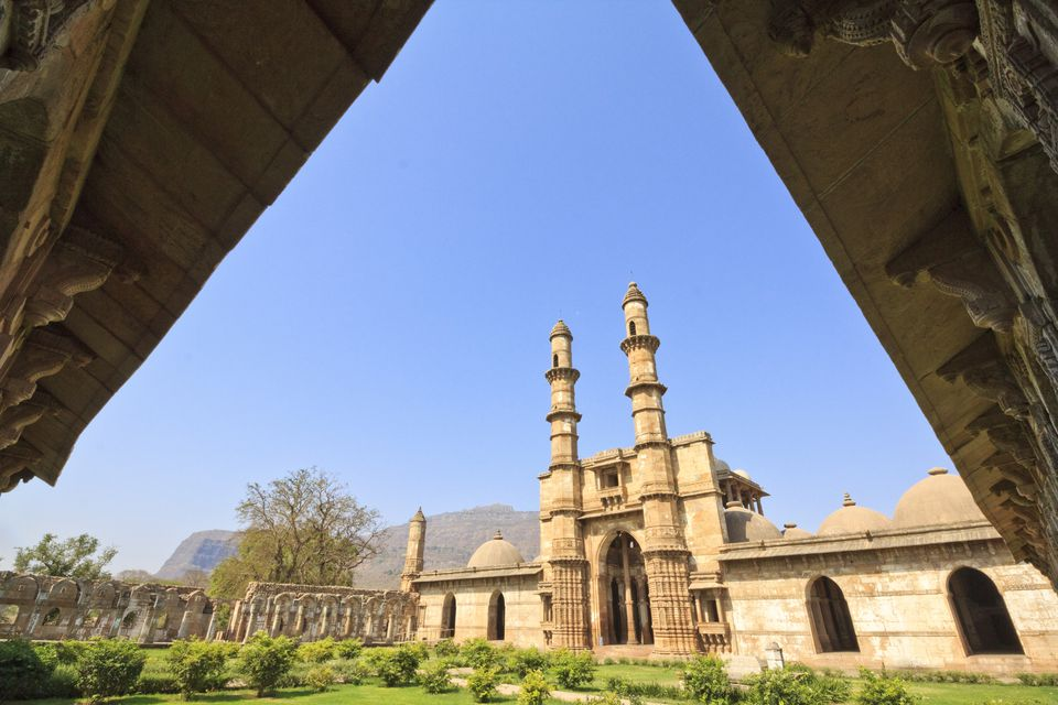 Jama Masjid, Champaner – Unesco world heritage site