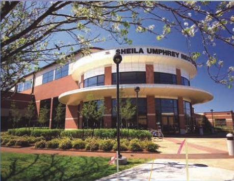 Lamar University Recreational Sports Center