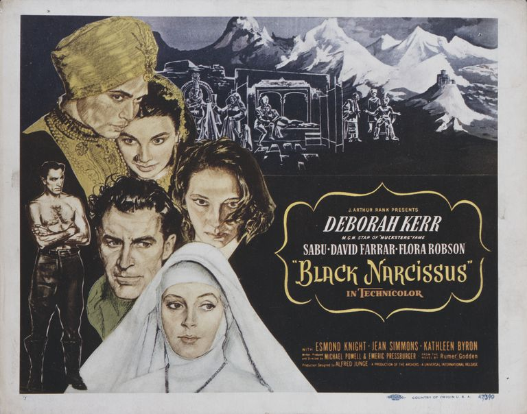 Syncrisis in Black Narcissus