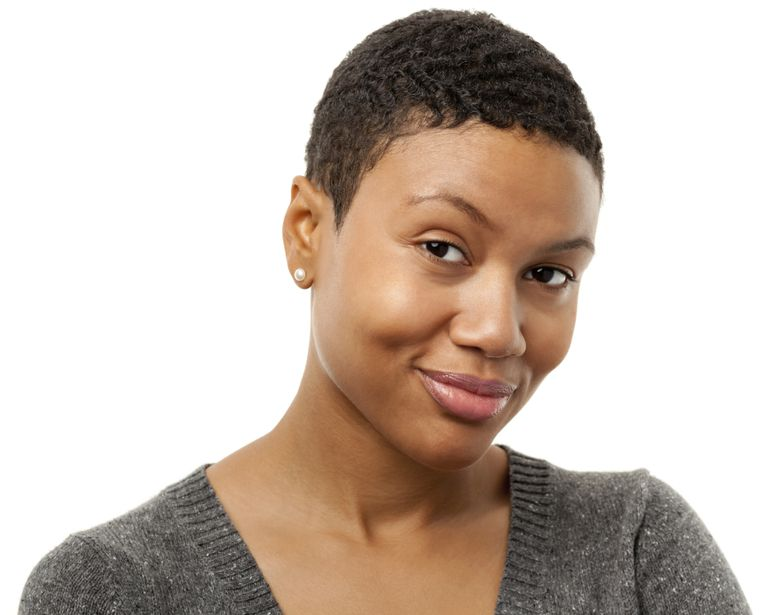 A texturizer can loosen a tight curl pattern.