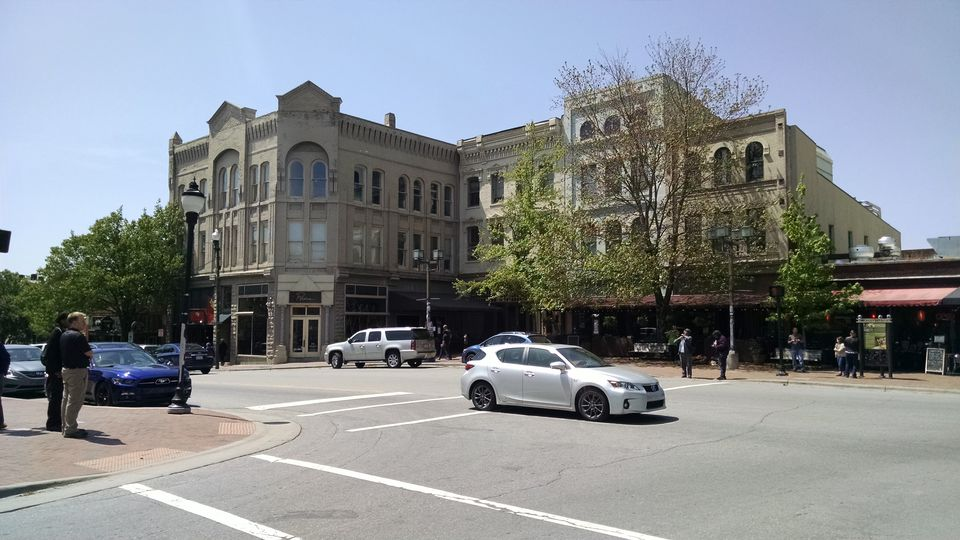 Pack Square, Ashevile