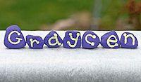 Alphabet Rocks Craft