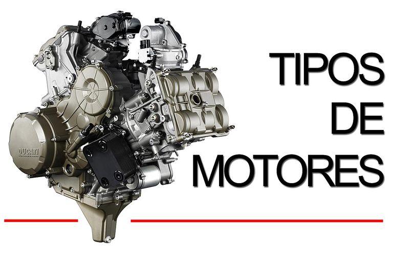 Tipos de motores de moto