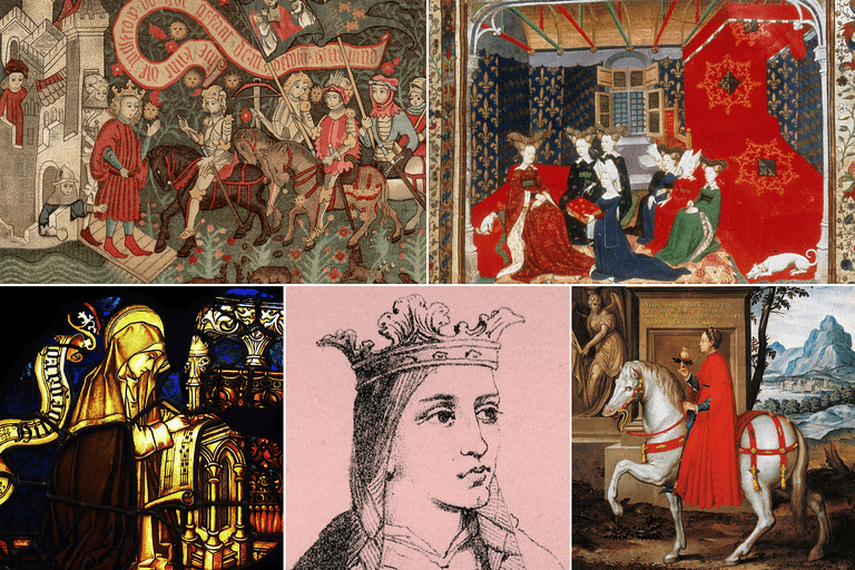 Medieval Women of Power