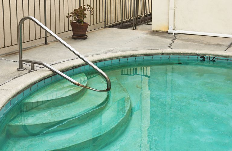 How To Remove Stains From A Plaster Swimming Pool