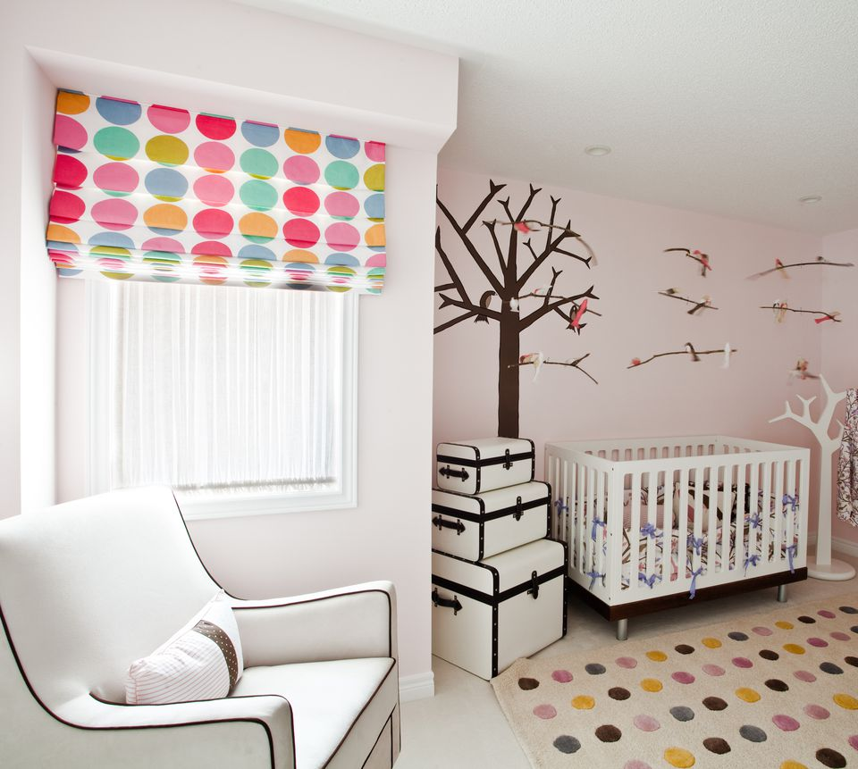 Colorful Nursery: Nursery Color Psychology: Let Science Decide