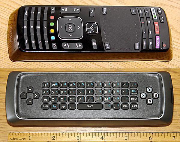 vizio co star wgoogle tv stream player model vap430 remote dual view - Visio Costar