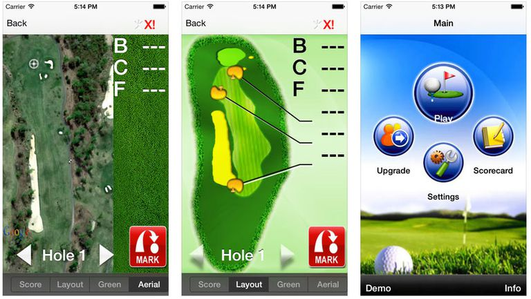 Free Golf Distance Apps For Iphone