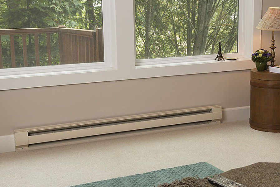 Electric Baseboard Heater Installation Introduction