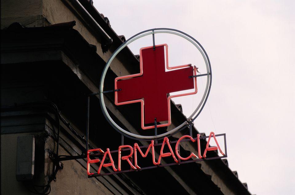 Italian Farmacia