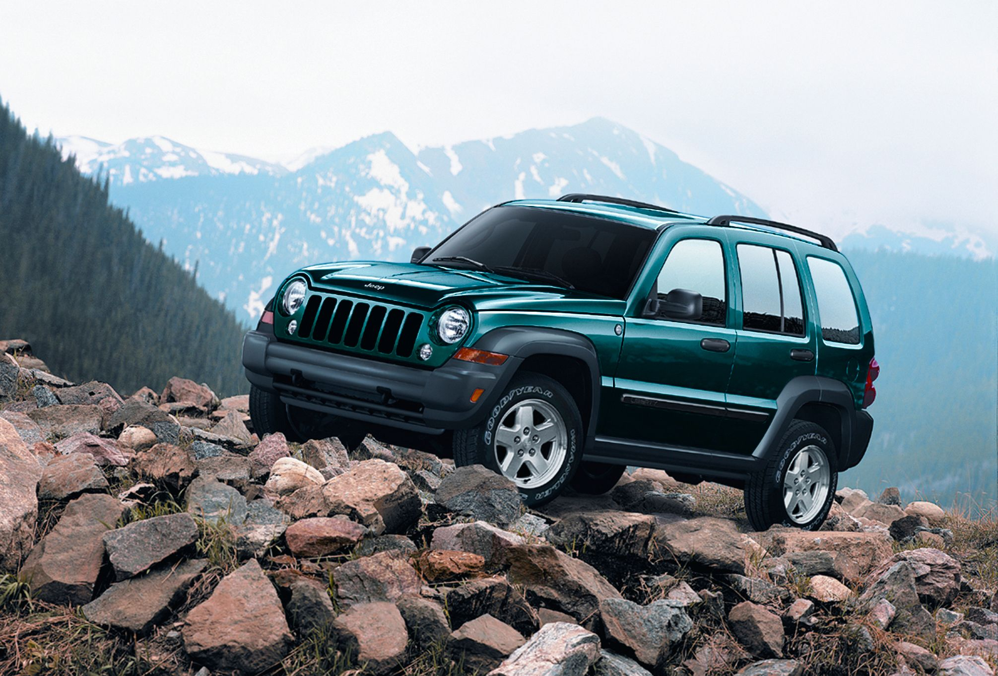 2006 Jeep Liberty Limited 4X4 CRD - New SUV Review