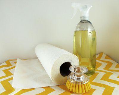 Homemade Dishwasher Detergent Recipes