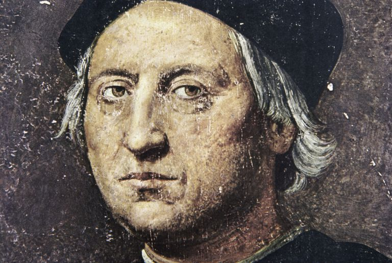 Christopher Columbus by unknown artist