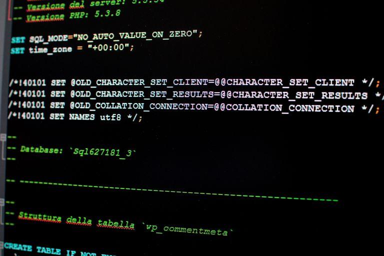 My SQL coding