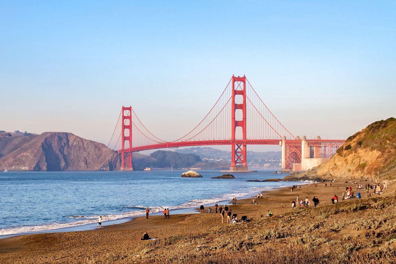 Baker Beach - Presidio of San Francisco (U.S. National
