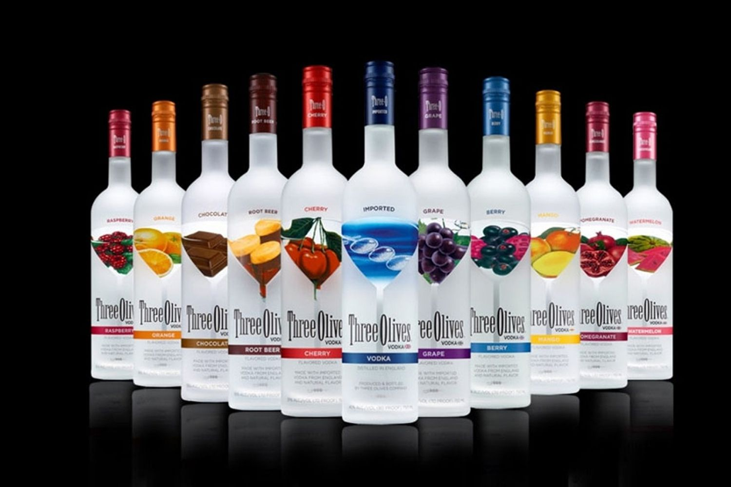 Why We Love Three Olives Flavored Vodkas