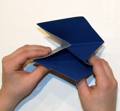 Guide To Making A Homemade Accordion Mini Scrapbook