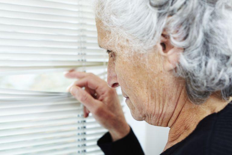 Paranoia in Dementia