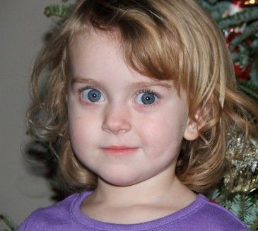 Zoe is a child with cystic fibrosis