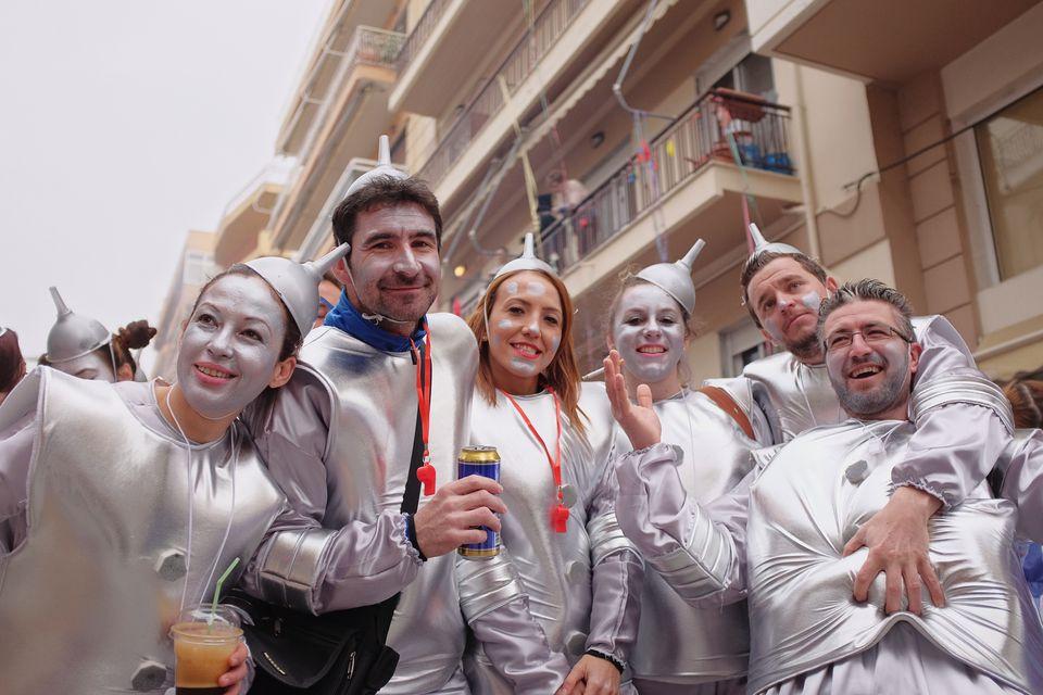 Carnival Greece