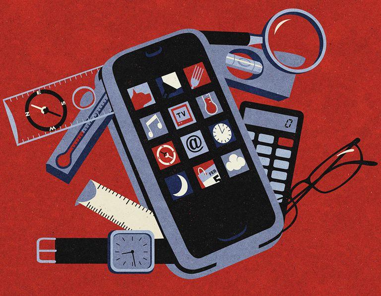 iPhone sensors