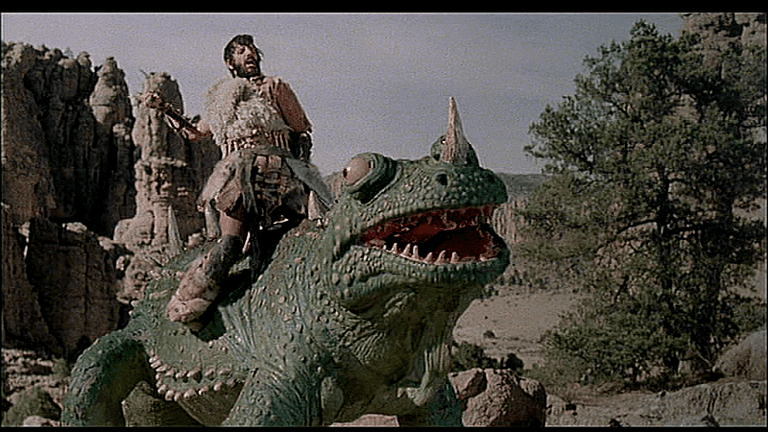 Caveman And Dinosaurs : Myths about dinosaurs