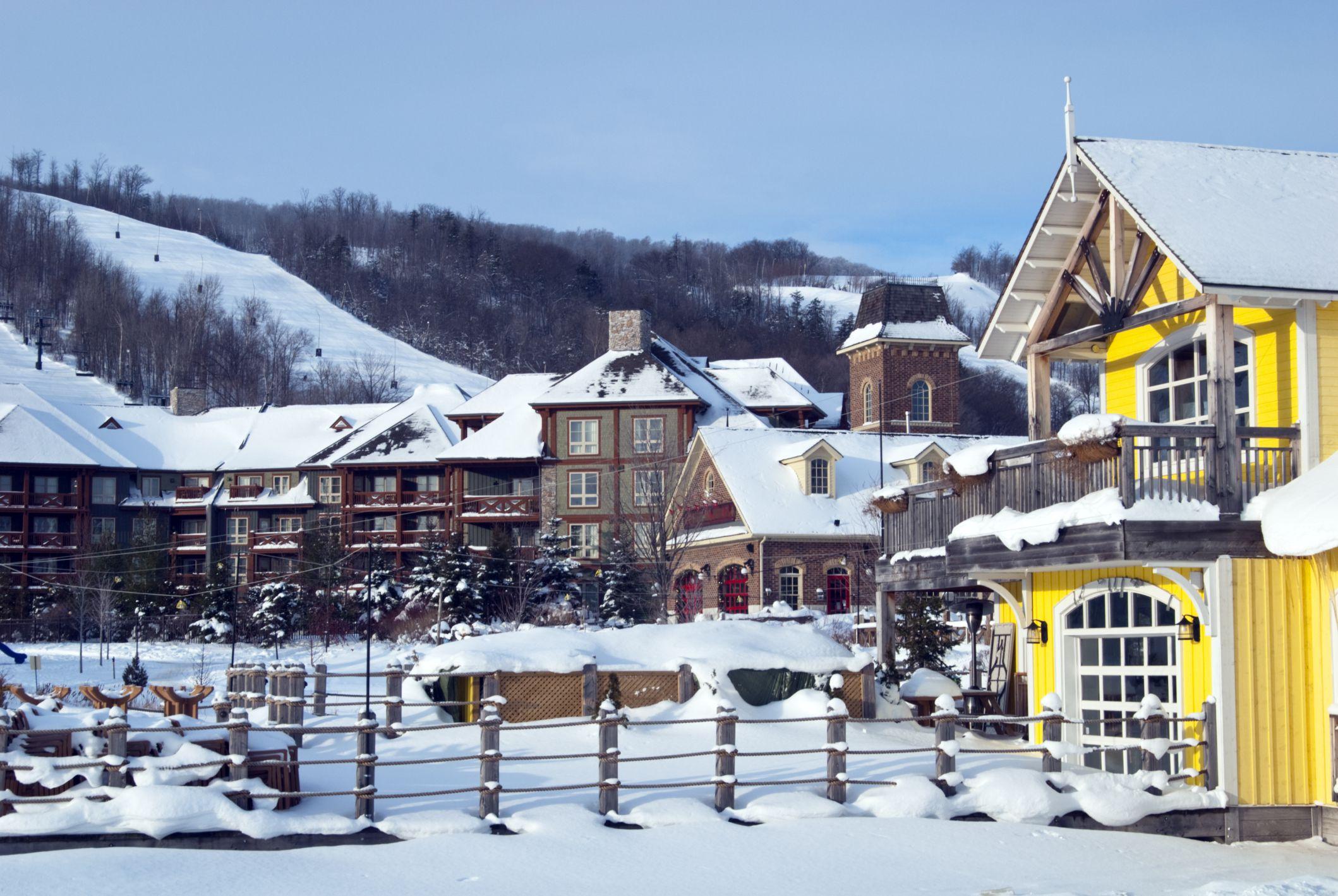 Travel Insurance Skiing Canada