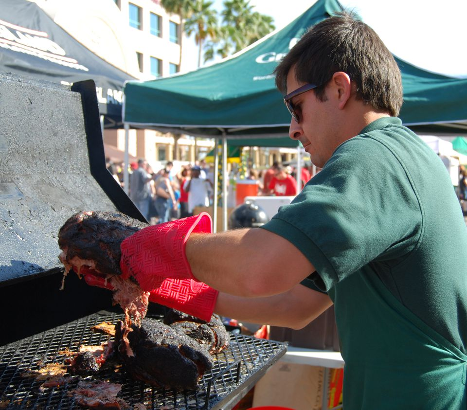 Great American Barbecue and Beer Festival in Arizona