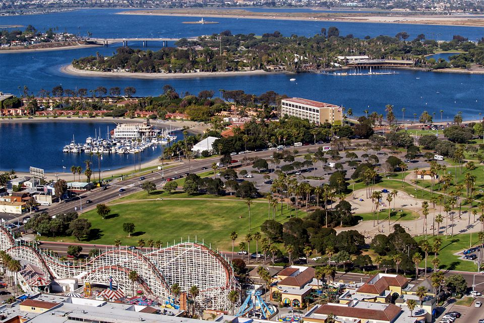 San Diego's Mission Bay