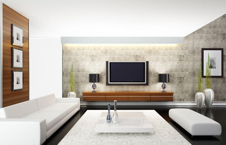 lights for living room. Modern Living Room  TV Lighting How Affects Viewing