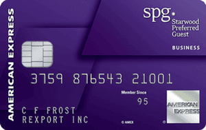 The 7 best small business credit cards of 2018 best for hotels starwood preferred guest business credit card reheart Choice Image